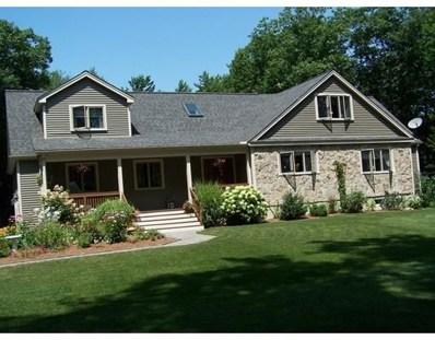 25 Pine Hill Rd, Princeton, MA 01541 - MLS#: 72375244