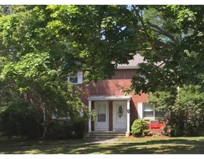 37 Kingston St UNIT 37, North Andover, MA 01845 - MLS#: 72375400
