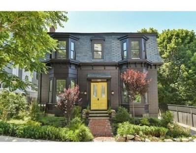 132 Thornton St, Boston, MA 02119 - MLS#: 72375572