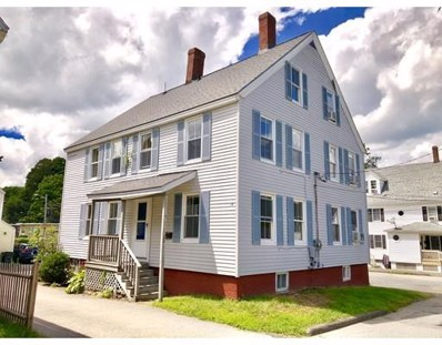 12 Summer St UNIT 1, Amesbury, MA 01913 - MLS#: 72375714