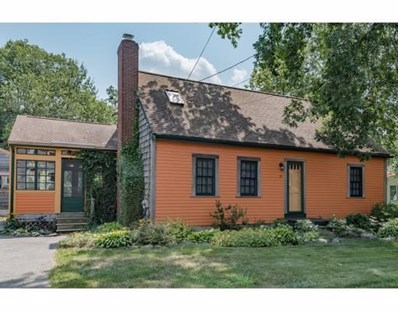 80 Main Street, Newbury, MA 01922 - MLS#: 72375789