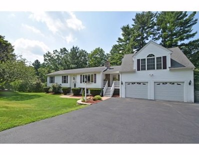 25 Brandy Ln, Uxbridge, MA 01569 - MLS#: 72375892