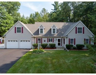 100 Sequoia Rd, Tyngsborough, MA 01879 - MLS#: 72375914