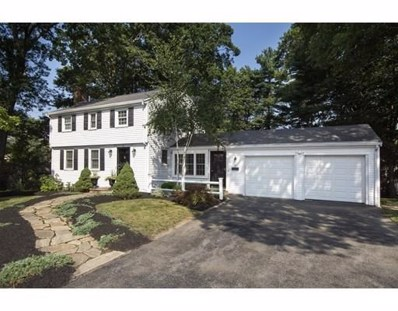 11 Colonial Road, Hingham, MA 02043 - MLS#: 72376291