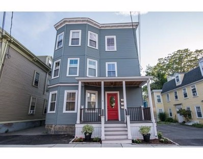 6 Bentley Street UNIT 2, Salem, MA 01970 - MLS#: 72376321