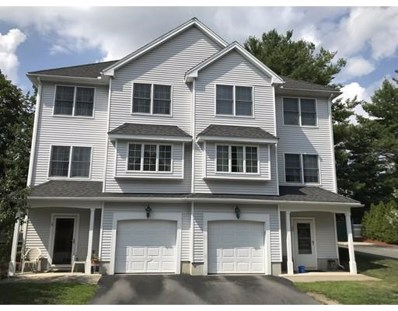130 Turnpike Rd UNIT 8, Chelmsford, MA 01824 - MLS#: 72376361