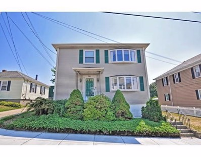 281 Center Street, Fall River, MA 02724 - MLS#: 72376382
