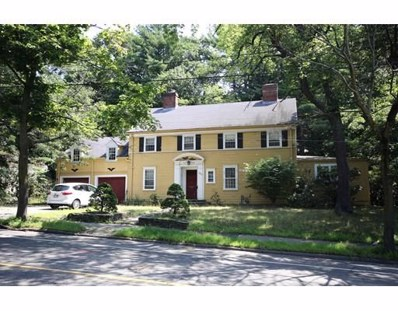 1082 Walnut St., Newton, MA 02461 - MLS#: 72376386