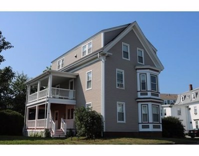 24 Pond Street UNIT 1, Beverly, MA 01915 - MLS#: 72376412
