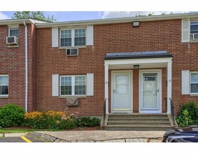 39 Village Green Drive UNIT 39, North Andover, MA 01845 - MLS#: 72376456