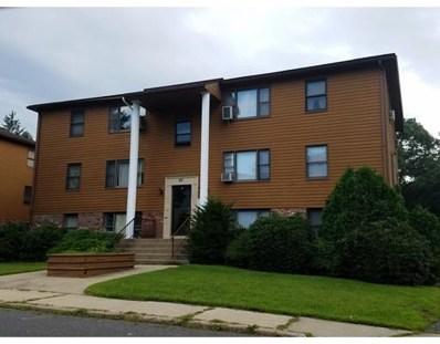 60 Chapin Street UNIT F, Holyoke, MA 01040 - MLS#: 72376536