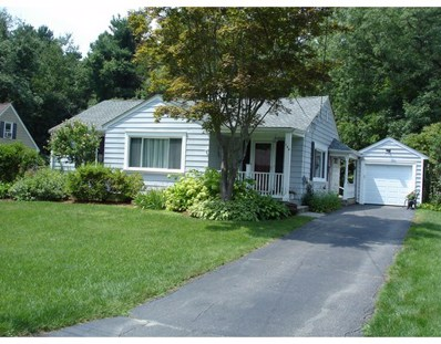 148 Oakcrest Drive, Framingham, MA 01701 - MLS#: 72376619
