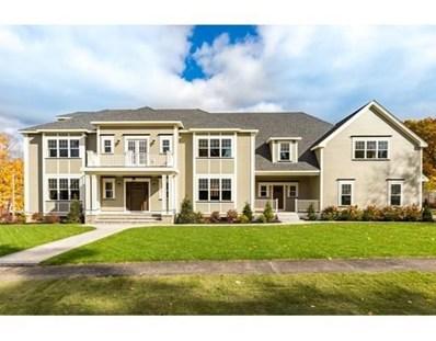 8 Parkwood Drive, Milton, MA 02186 - MLS#: 72376648