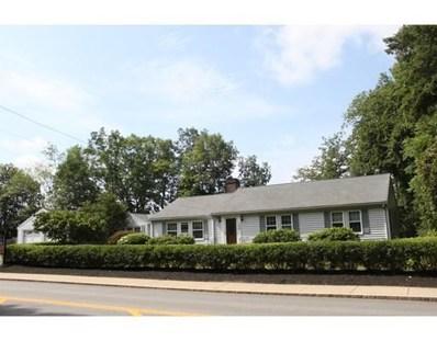 166 Oak St, Franklin, MA 02038 - MLS#: 72376658