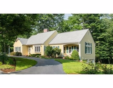 40 Hillside Road, Carlisle, MA 01741 - MLS#: 72376907