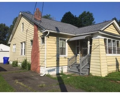84 Margerie St, Springfield, MA 01109 - MLS#: 72376954