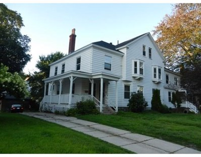 322 Highland St, Worcester, MA 01602 - MLS#: 72376997