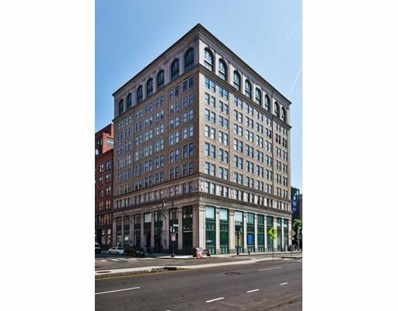 210 South Street UNIT 5-1, Boston, MA 02111 - MLS#: 72377038