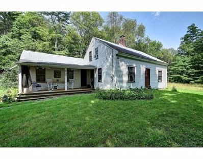 366 Breakneck Rd, Southbridge, MA 01550 - MLS#: 72377043