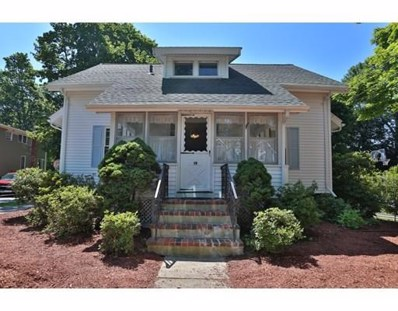 19 Hartshorn St, Reading, MA 01867 - MLS#: 72377061