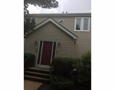 85 Tribou UNIT 27, Brockton, MA 02301 - MLS#: 72377410