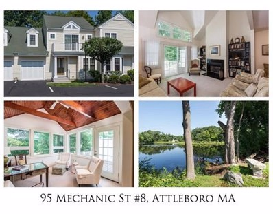 95 Mechanic St UNIT 8, Attleboro, MA 02703 - MLS#: 72377527