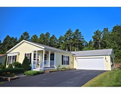 43 Willowbend Boulevard, Plymouth, MA 02360 - MLS#: 72377542