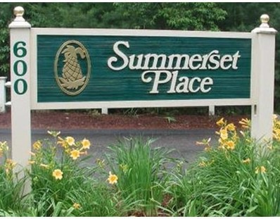 600 Summer Street UNIT 15 C, Duxbury, MA 02332 - MLS#: 72377670