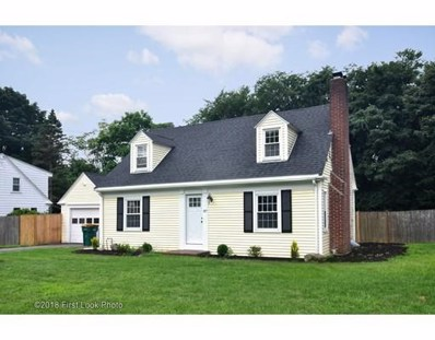 87 Reed Ave, North Attleboro, MA 02760 - MLS#: 72377956