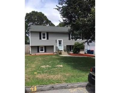 45 Julie Pl, New Bedford, MA 02740 - MLS#: 72377996