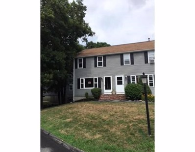 1170 Wilson Rd UNIT 21, Fall River, MA 02720 - MLS#: 72377997
