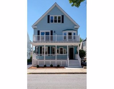 10 Teele Ave UNIT 1, Somerville, MA 02144 - MLS#: 72378054