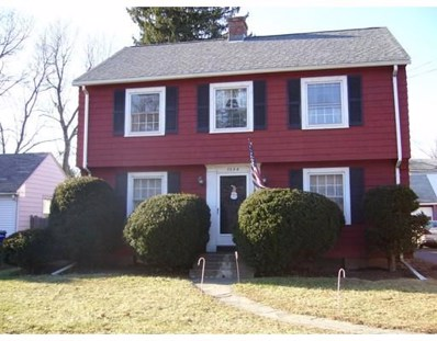 1598 Plumtree Rd, Springfield, MA 01119 - MLS#: 72378288