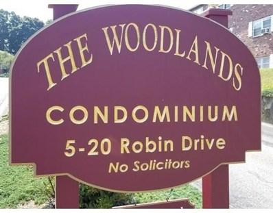 20 Robin Drive UNIT 9, Marlborough, MA 01752 - MLS#: 72378584