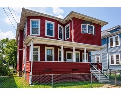 8-10 Metcalf St, Medford, MA 02155 - MLS#: 72378600