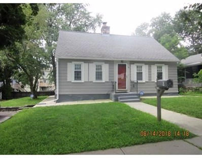 96 Standish St, Worcester, MA 01604 - MLS#: 72378870