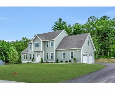 21 Brady Court Lot 13, Uxbridge, MA 01569 - MLS#: 72378933