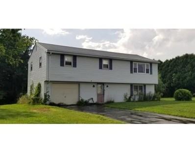 22 Raymond St, Dudley, MA 01571 - MLS#: 72378991