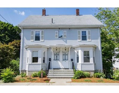 19 Mt. Pleasant Street UNIT 2, Woburn, MA 01801 - MLS#: 72379002