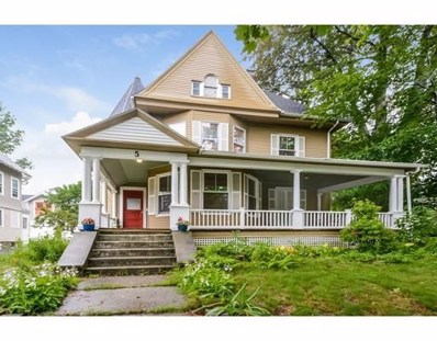5 Germain St, Worcester, MA 01602 - MLS#: 72379025
