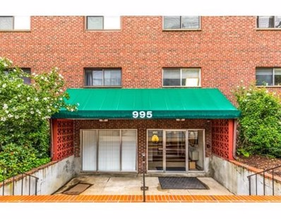 995 Massachusetts Ave UNIT 301, Arlington, MA 02476 - MLS#: 72379229