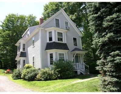 956 Bay Road UNIT 3, Hamilton, MA 01982 - MLS#: 72379253