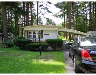 281 Chauncey Walker St. UNIT 60-B, Belchertown, MA 01007 - MLS#: 72379403