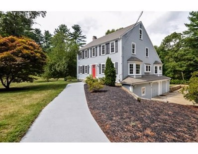 125 College Pond Rd, Plymouth, MA 02360 - MLS#: 72379418