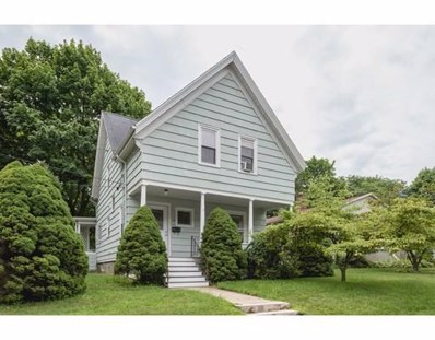 16 Hillcrest Ave, Brockton, MA 02301 - MLS#: 72379419