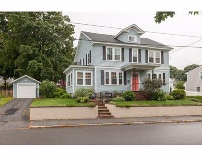 55 Belrose Ave, Lowell, MA 01852 - MLS#: 72379444