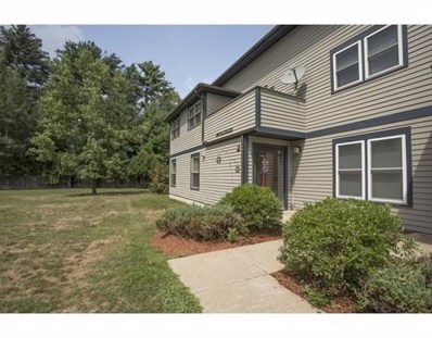 110 Dean St UNIT 74, Taunton, MA 02780 - MLS#: 72379559