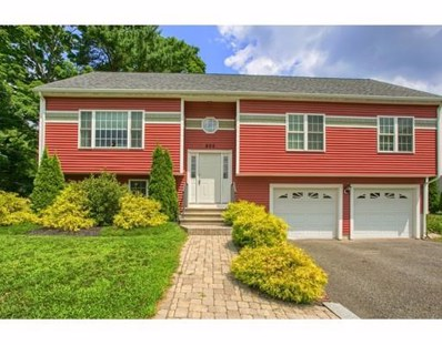 205 Dutcher Street, Hopedale, MA 01747 - MLS#: 72379607