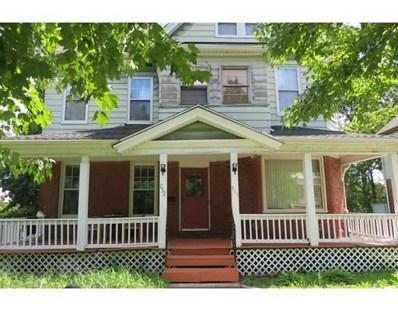 252 Oak Street, Holyoke, MA 01040 - MLS#: 72379614