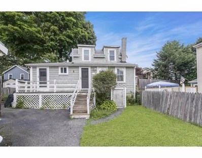 8-1\/2 Hobart Ave, Beverly, MA 01915 - MLS#: 72379616